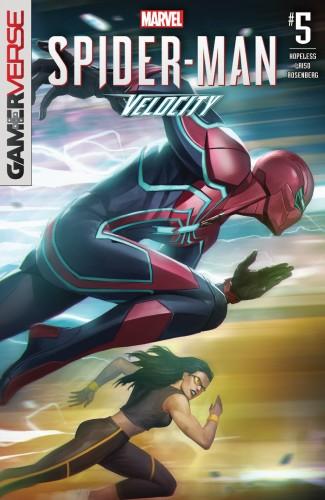 Marvel's Spider-Man - Velocity #5