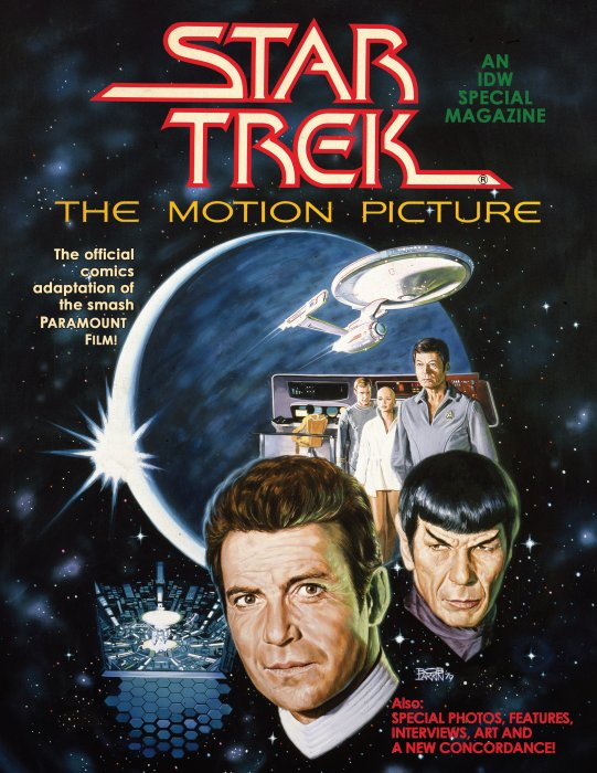 Star Trek - The Motion Picture Facsimile Edition #1