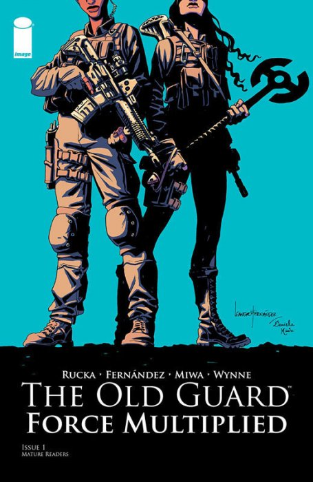 The Old Guard - Force Multiplied #1