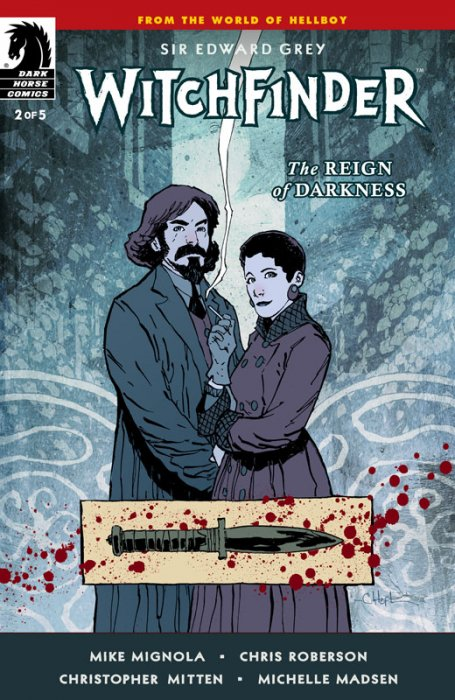Witchfinder - The Reign of Darkness #2