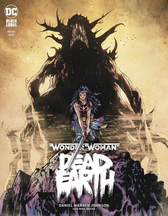 Wonder Woman - Dead Earth #1