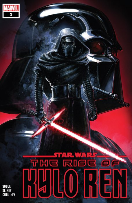 Star Wars - The Rise Of Kylo Ren #1