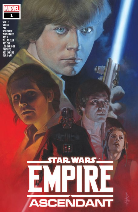 Star Wars - Empire Ascendant #1