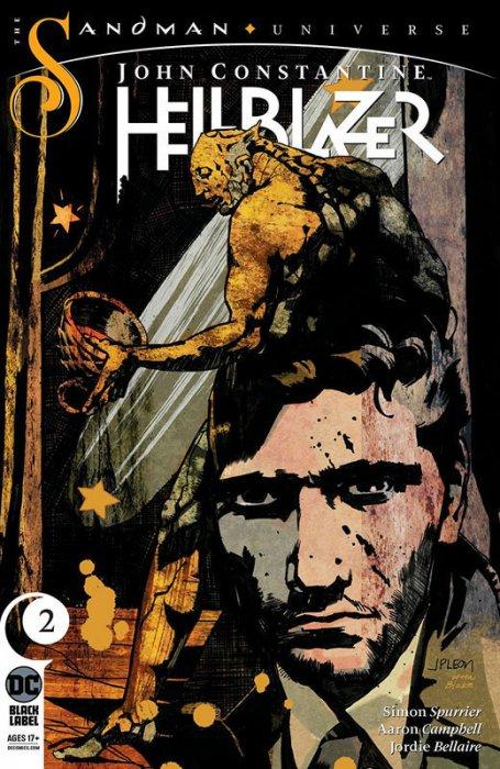 John Constantine - Hellblazer #2