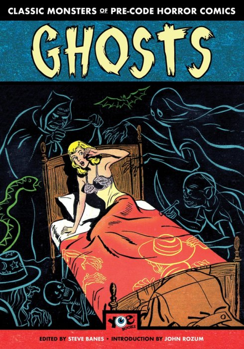 Ghosts - Classic Monsters of Pre-Code Horror Comics #1 - TPB