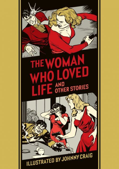 The Woman Who Loved Life and Other Stories #1 - HC