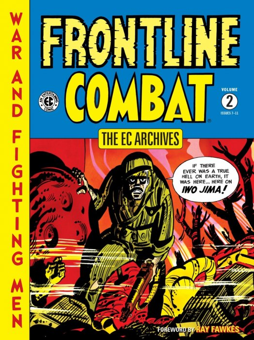 The EC Archives - Frontline Combat Vol.2