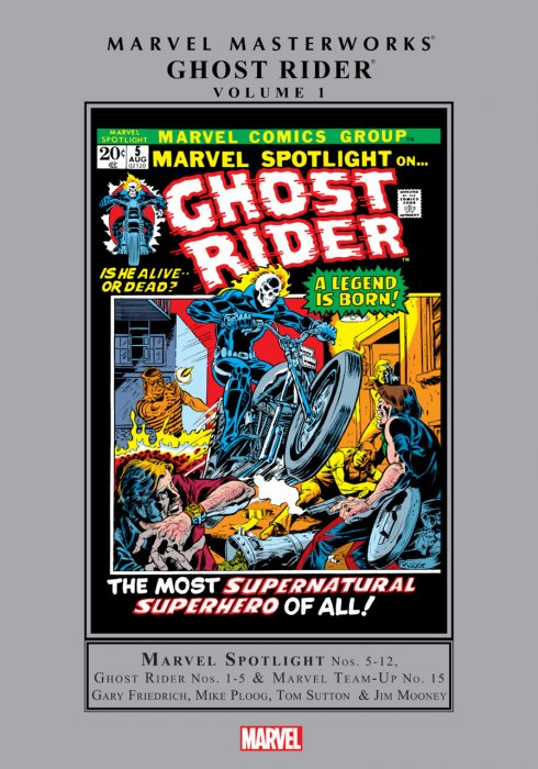 Marvel Masterworks - Ghost Rider Vol.1