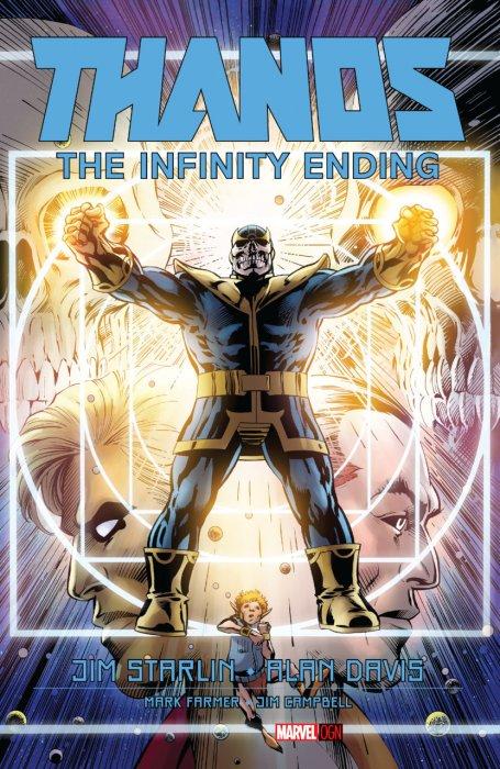 Thanos - The Infinity Endin #1 - OGN