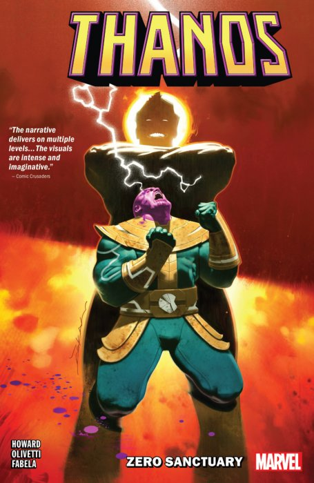Thanos - Zero Sanctuary #1 - TPB
