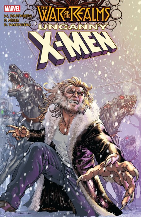 War Of The Realms - Uncanny X-Men #1 - TPB