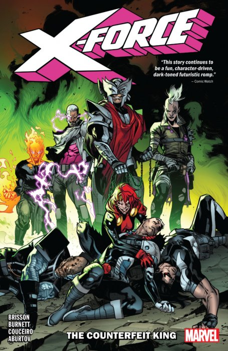 X-Force Vol.2 - The Counterfeit King