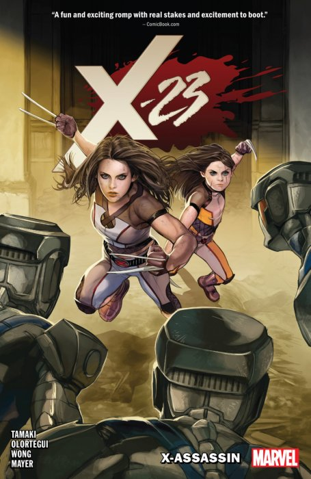 X-23 Vol.2 - X-Assassin