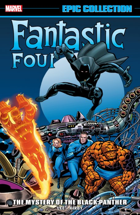 Fantastic Four Epic Collection Vol.4 - The Mystery of the Black Panther