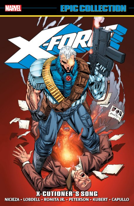 X-Force Epic Collection Vol.2 - X-Cutioner's Song