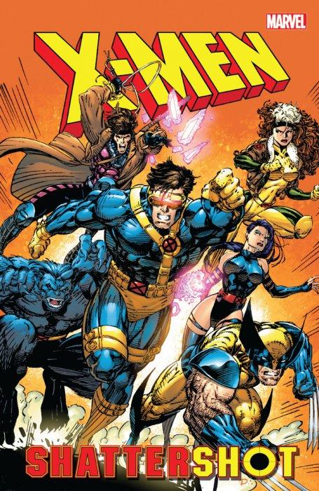 X-Men - Shattershot #1 - HC