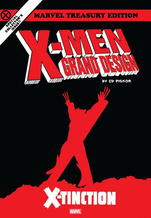 X-Men - Grand Design - X-Tinction #1 - TPB
