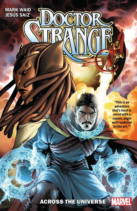 Doctor Strange by Mark Waid Vol.1 - Across the Universe