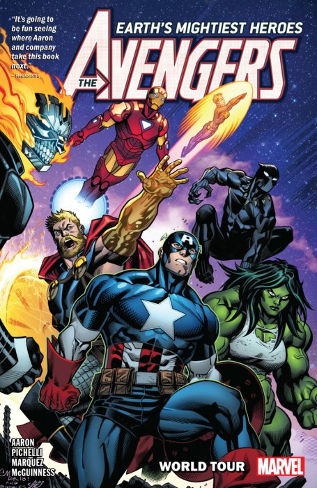 Avengers by Jason Aaron Vol.2 - World Tour