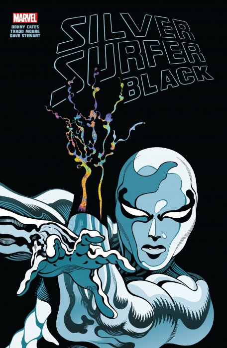 Silver Surfer - Black #1 - TPB