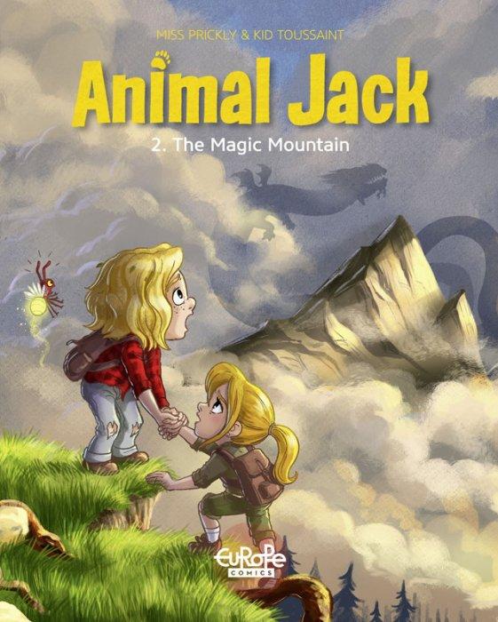 Animal Jack #2 - The Magic Mountain