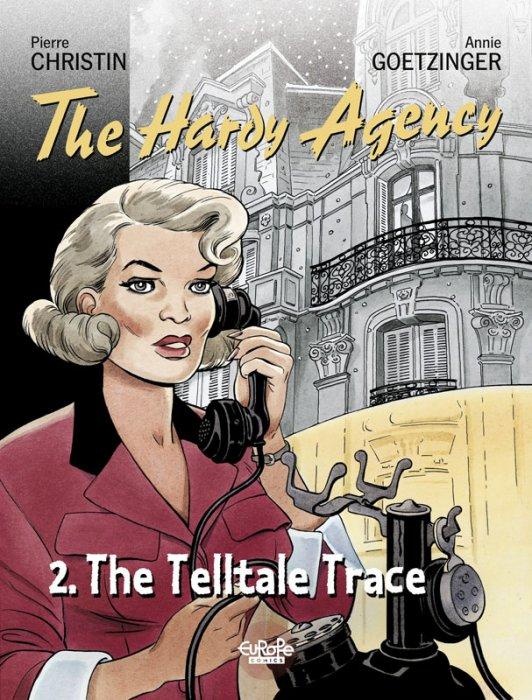 Hardy Agency #2 - The Telltale Trace