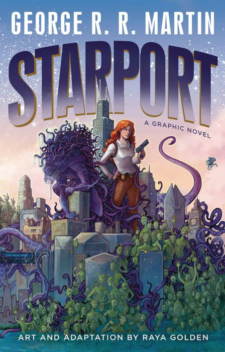 Starport - A Graphic Novel #1 - GN