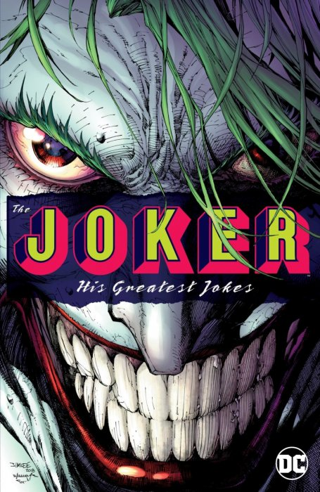 The Joker – His Greatest Jokes #1 - TPB