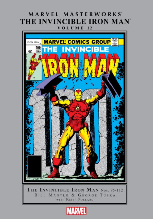 Marvel Masterworks - The Invincible Iron Man Vol.12