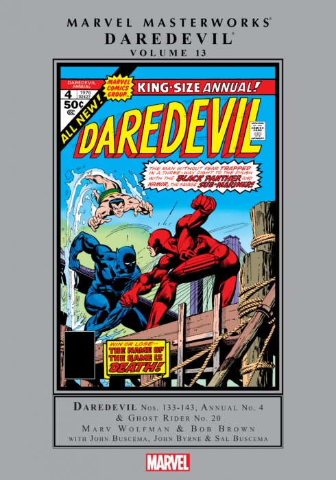 Marvel Masterworks Daredevil Vol.13