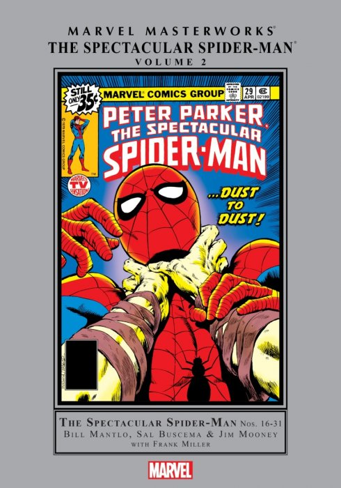 Marvel Masterworks - The Spectacular Spider-Man Vol.2