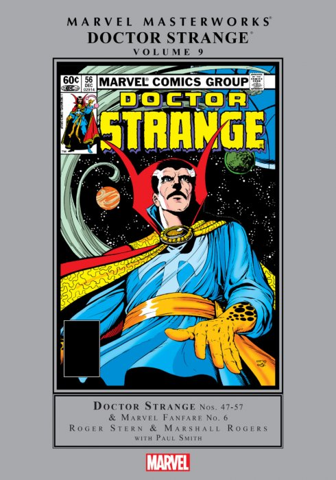 Marvel Masterworks - Doctor Strange Vol.9