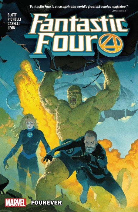 Fantastic Four Vol.1-3 Complete