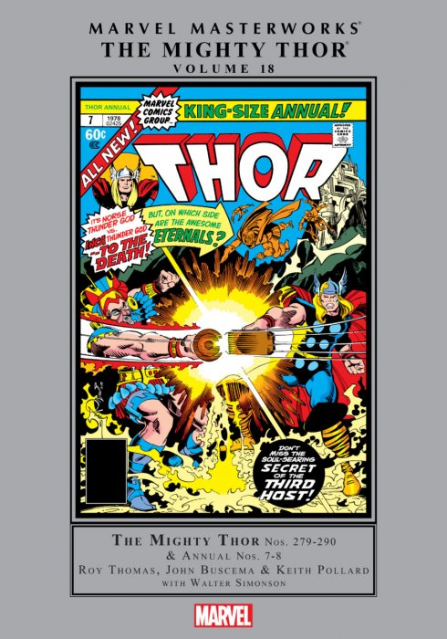 Marvel Masterworks - The Mighty Thor Vol.18