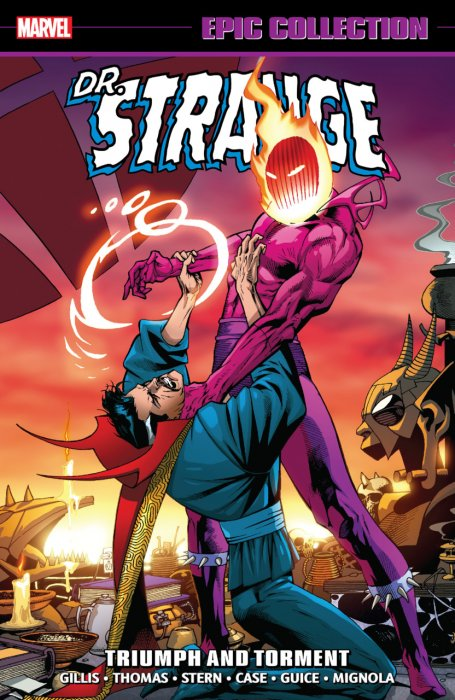 Doctor Strange Epic Collection Vol.8 - Triumph and Torment
