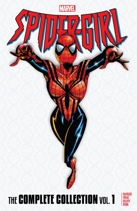 Spider-Girl - The Complete Collection Vol.1