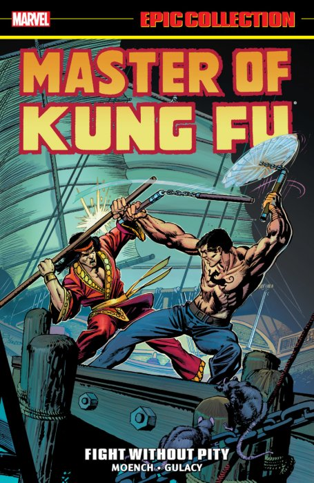 Master of Kung Fu Epic Collection Vol.2 - Fight Without Pity