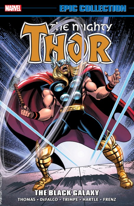 Thor Epic Collection Vol.18 - The Black Galaxy