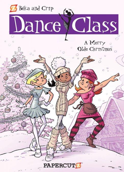 Dance Class #6 - A Merry Olde Christmas