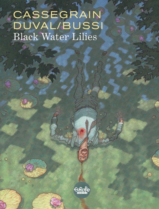 Black Water Lilies #1
