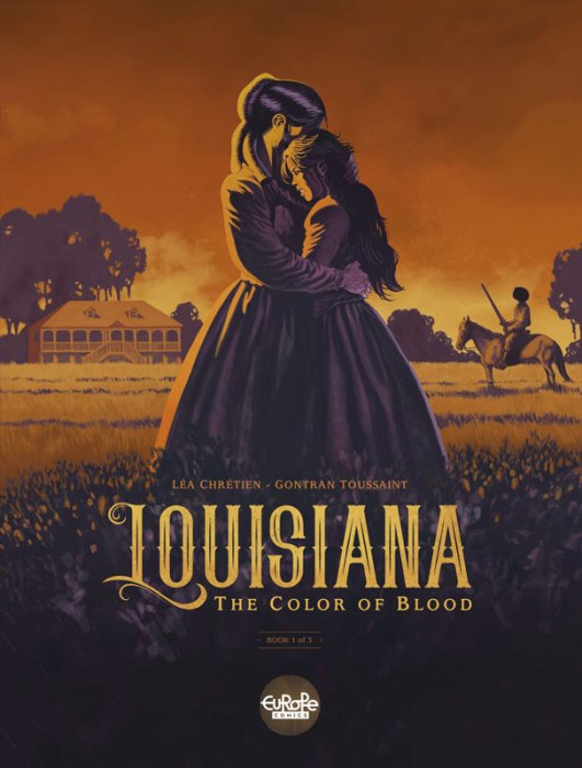 Louisiana #1 - The Color of Blood