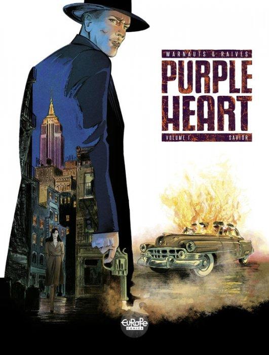 Purple Heart #1 - Savior