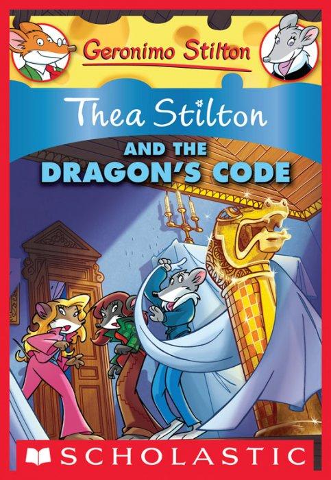 Thea Stilton #1 - Thea Stilton and the Dragon's Code