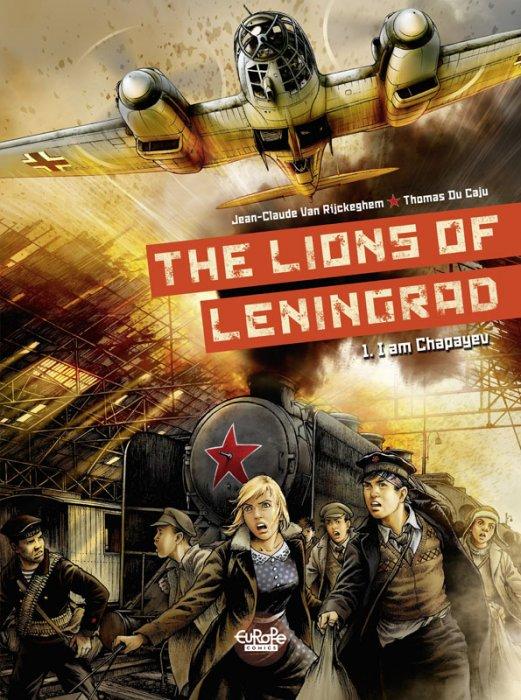 The Lions of Leningrad #1 - I am Chapayev