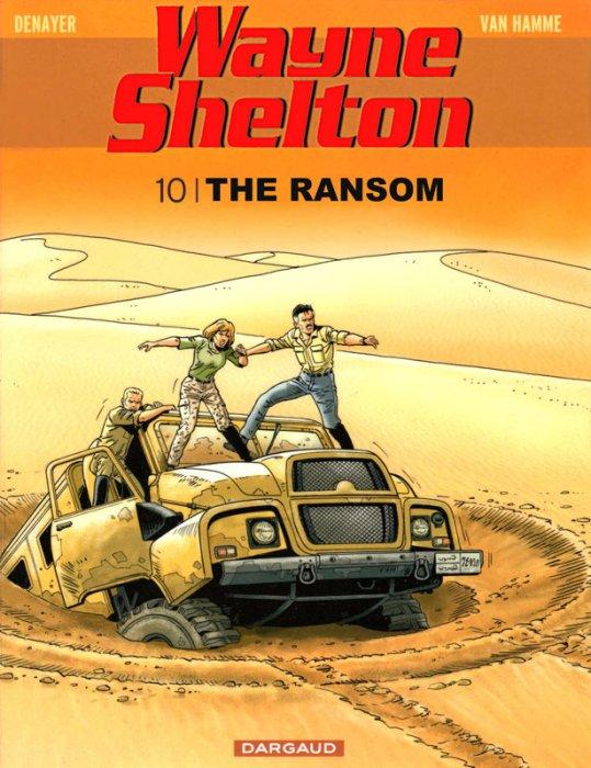 Wayne Shelton #10 - The Ransom