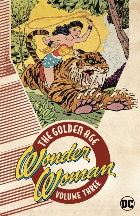 Wonder Woman - The Golden Age Vol.3