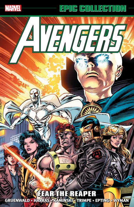 Avengers Epic Collection Vol.23 - Fear the Reaper