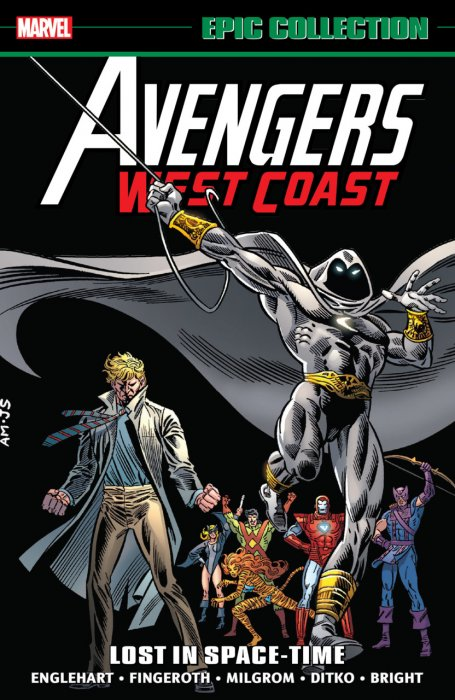 Avengers West Coast Epic Collection Vol.2 - Lost in Space-Time
