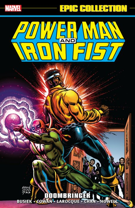 Power Man & Iron Fist Epic Collection Vol.3 - Doombringe