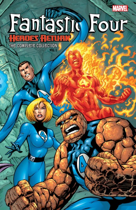 Fantastic Four - Heroes Return - The Complete Collection Vol.1